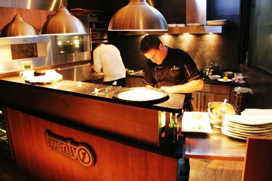 Kream Brooklyn: Dinner at TwentyOne