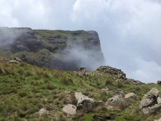 Simien Mountains National Park: View from Imet Gogo