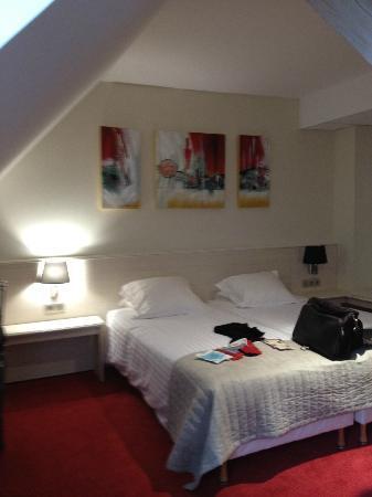 Le Rapp Hotel: Junior Suite