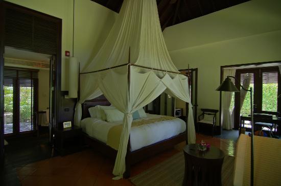 Phulay Bay, A Ritz-Carlton Reserve: ベッド
