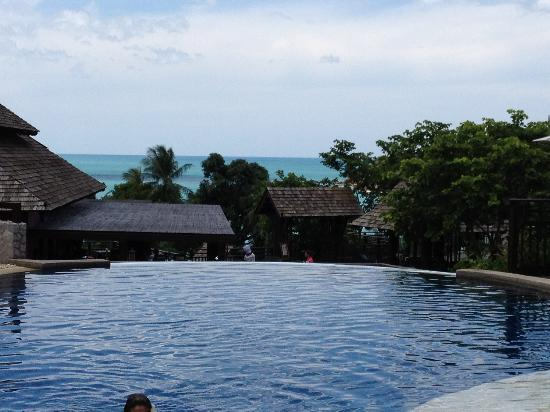 Bhundhari Spa Resort & Villas Samui: Panorama