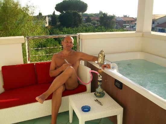 Ganimede Hotel: room benessere