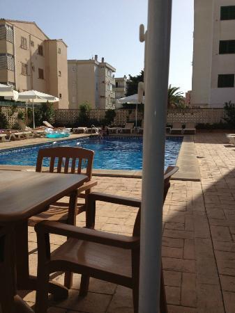 Hotel Golf Beach: pool area