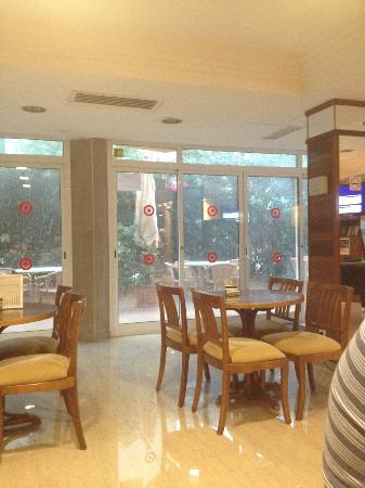 Hotel Golf Beach: storm