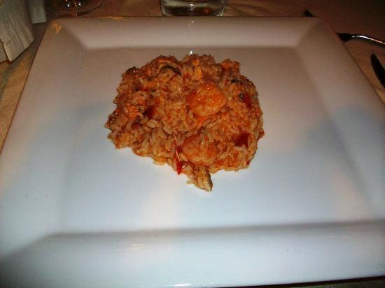 Ganimede Hotel: cena 