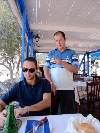 Sea View Taverna: Istruzioni per un' ottima scelta sul menu'