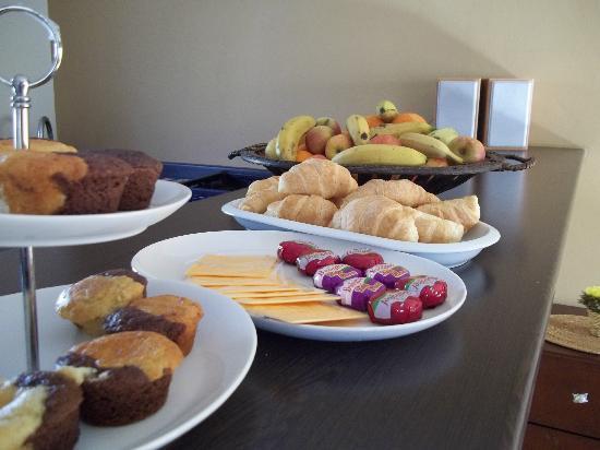 Glenalmond Hotel Sandton: Breakfast Restaurant