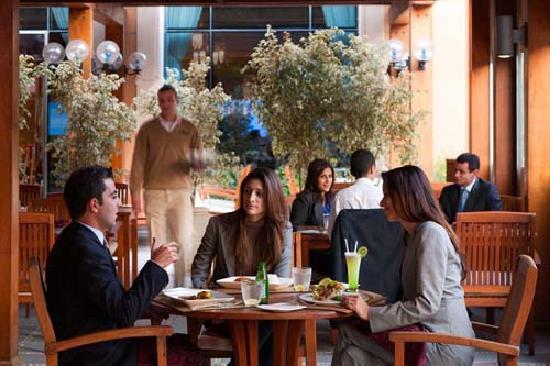 Al Khal Egyptian Restaurant: Al Bustan Grill Restaurant