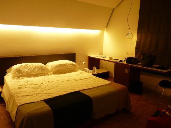 Black Hotel: chambre