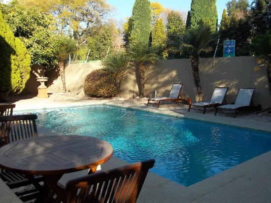 Glenalmond Hotel Sandton : Pool Area