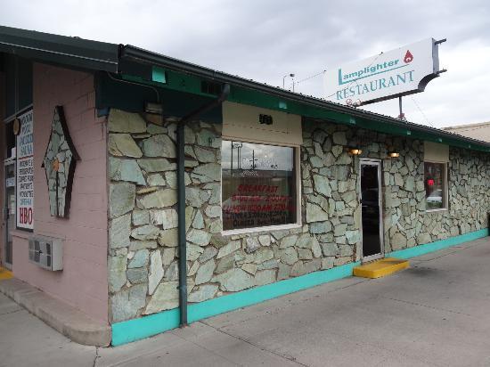 Lamplighter Motel: Lamplighter Restaurant