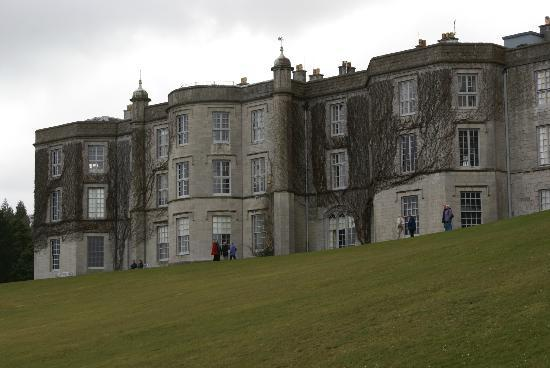 Plas Newydd Country House and Gardens: On the straits side, Plas Newydd