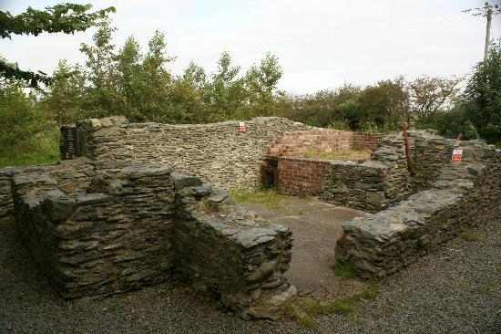 Llynnon Mill: The old Bakery