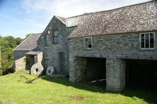 Llynnon Mill: The watermill about 30 mins walk away