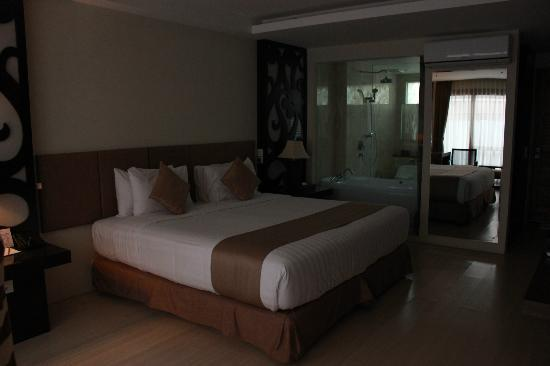 Villa Kayu Raja: Bedroom