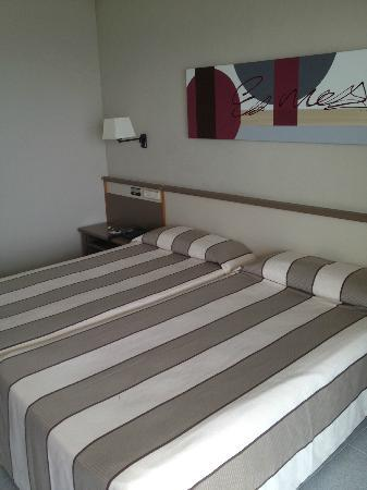 Hotel Calipolis: Bedroom