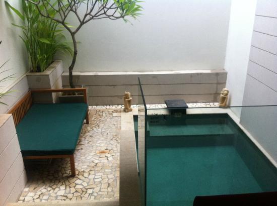 Villa Kayu Raja: Pool