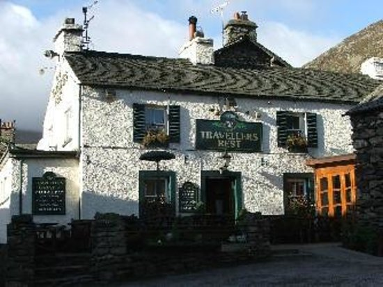 Glenridding, UK: Travelers rest.