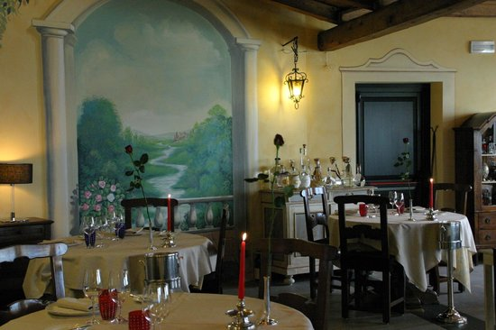 Alseno, Italy: sala da pranzo