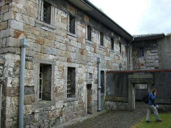 Beaumaris Gaol: Beamauris Gaol