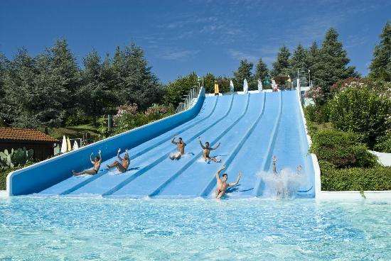 Aqualand del Vasto : Collina scivolo