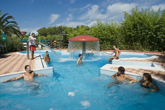Aqualand del Vasto : Idromassaggio