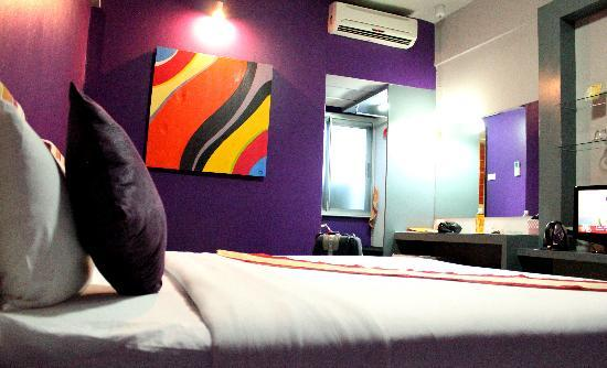 Baiyoke Boutique Hotel: sample room2