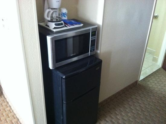 La Quinta Inn & Suites Dalton: Easy to use and nice to have!