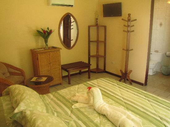 Hotel La Rosa de America: Superior Double Cabin