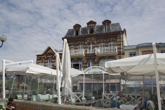 Hotel Restaurant le Corsaire