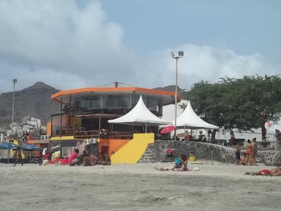 São Vicente, Cap Vert: Caravela