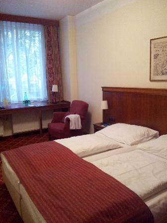 Das Opernring Hotel: Zimmer