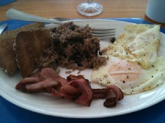 Breakfast at Bella Vista Mar