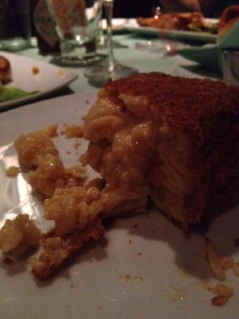 REEF: fried mac & cheese