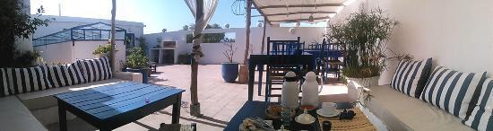 Sol E Luna Hotel : terasse