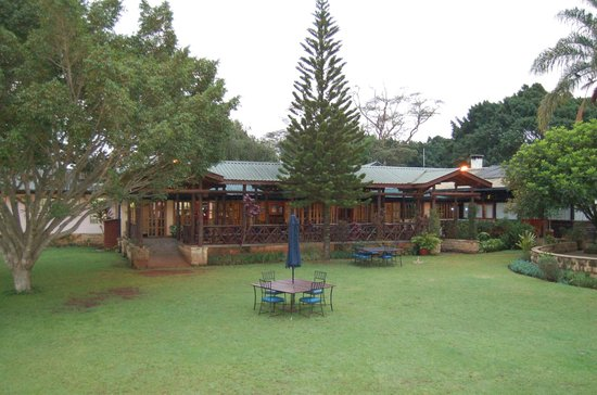 Aero Club of East Africa Restaurant