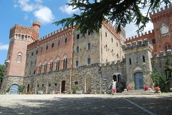 Subbiano, Italien: Facciata
