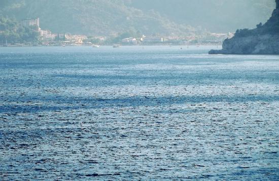 Marmaris Marina: ..stesso mare..