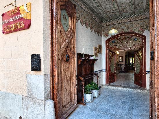 Hotel Restaurant Casa Ceremines