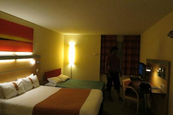 Holiday Inn Express Gent: Double room