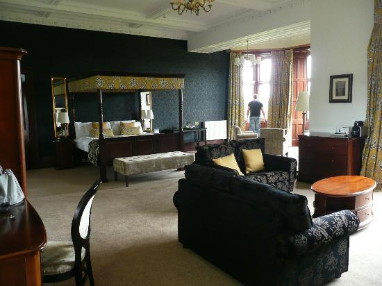 Ollerton, UK: Historic Suite 710-Best room in the Hotel!!