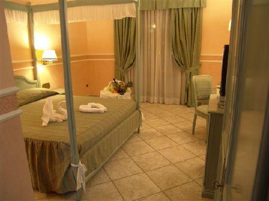 Hotel Villa Afrodite: Junior Suite