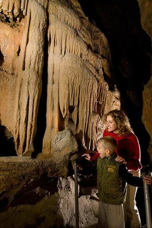 Huntingdon, Pensilvania: Pennsylvani's Family Friendly Cave
