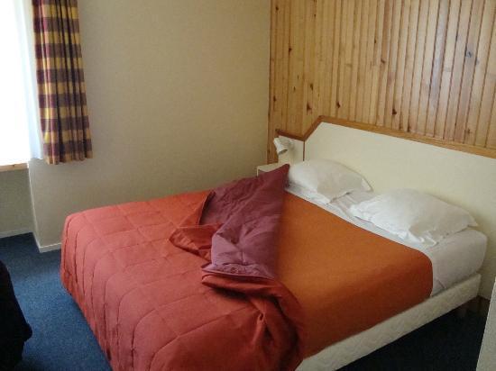 Hotel La Pyramide : room