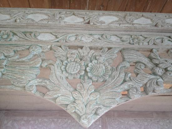 A Stone's Throw Away: Detail of daybed on oceanview balcony. Beautiful