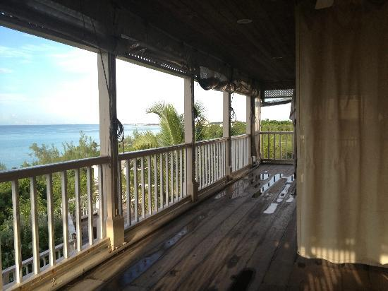 A Stone's Throw Away: Balcony from Oceanview (# 7)