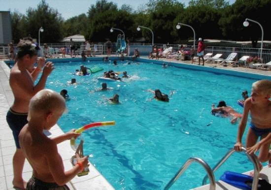 Village Camping Joker : piscina