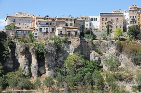 Parador de Cuenca: Uitzicht