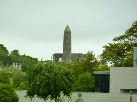 National Museum of Ireland - Country Life: The Round Tower.