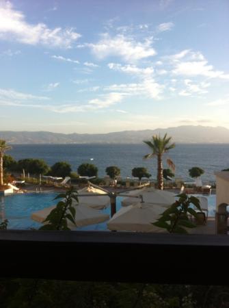 Xanadu Island: view from my room